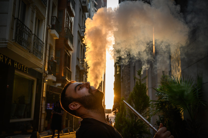 Beyoglu, Istanbul, Turkey. 2019l
