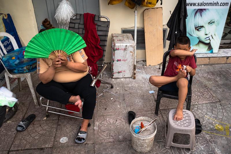 Ho Chi Minh City, Vietnam. 2020