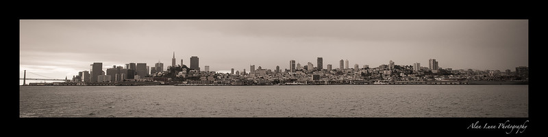 """San Francisco Skyline"""
