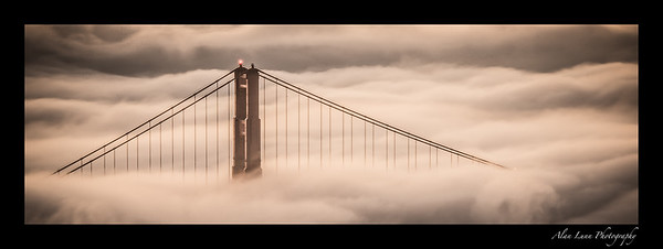 """Bridge in the Clouds"""