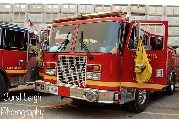 . Los Angeles County FD 87 in Scott\'s Valley, Lakeport, Lake County 080618-C Leigh