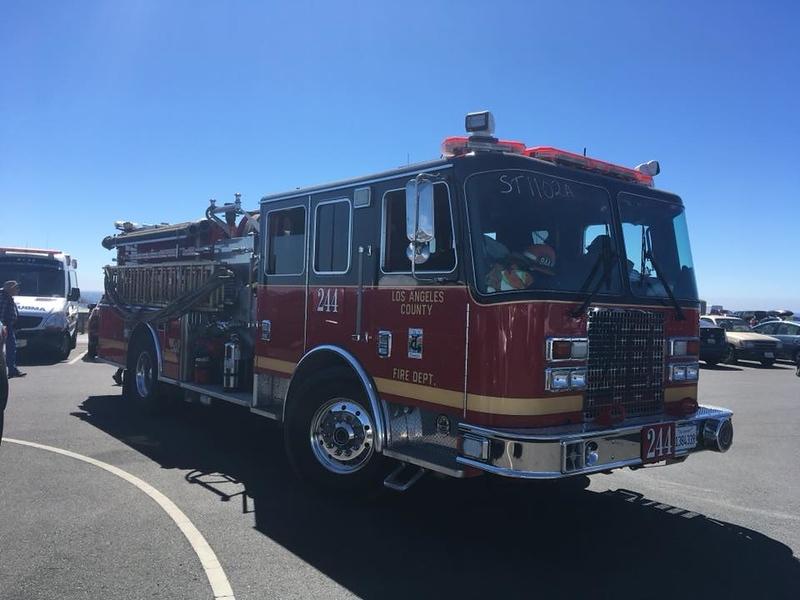 . Los Angeles County 244 in Fort Bragg 080518-M Fox
