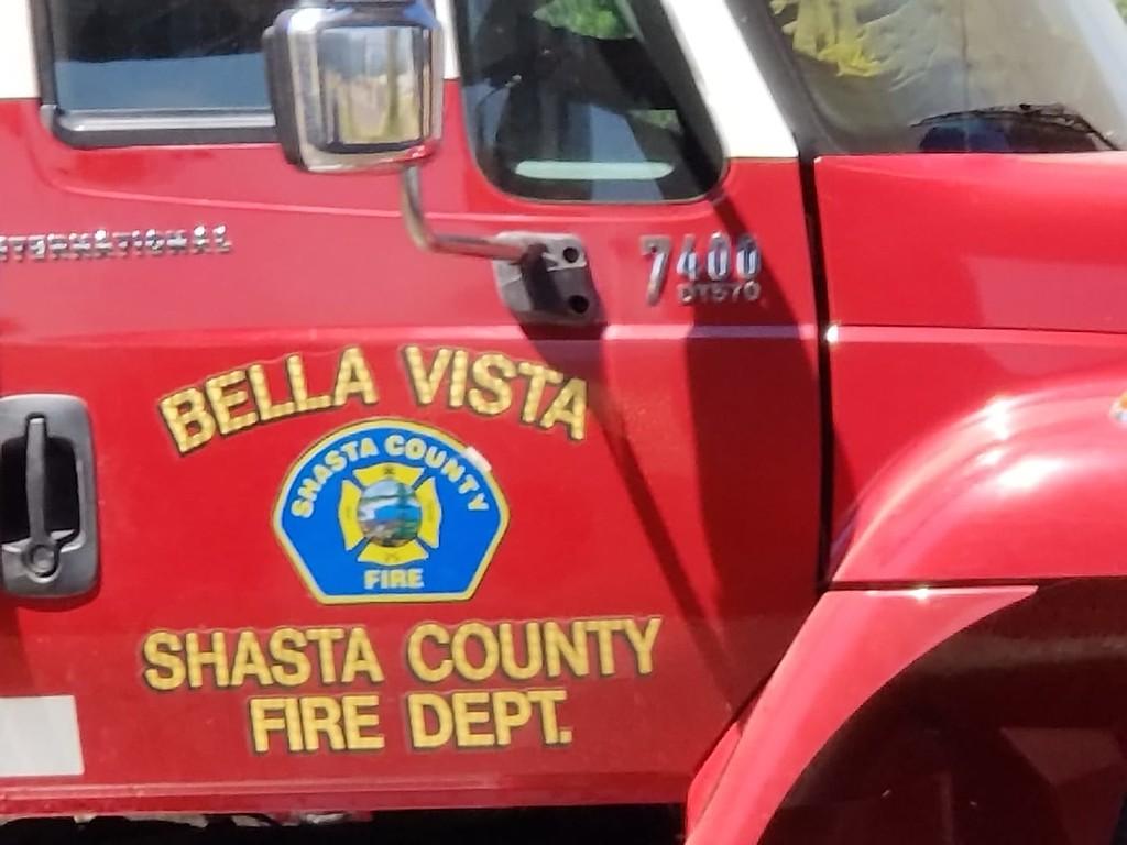 . Bella Vista Shasta County FD in Ukiah 080318-M Kelly