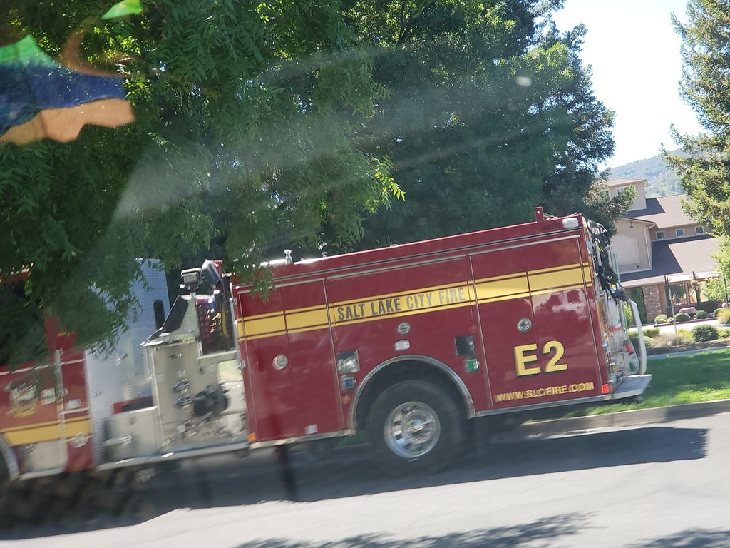 . Salt Lake City Fire E2 in Ukiah 080318-M Kelly