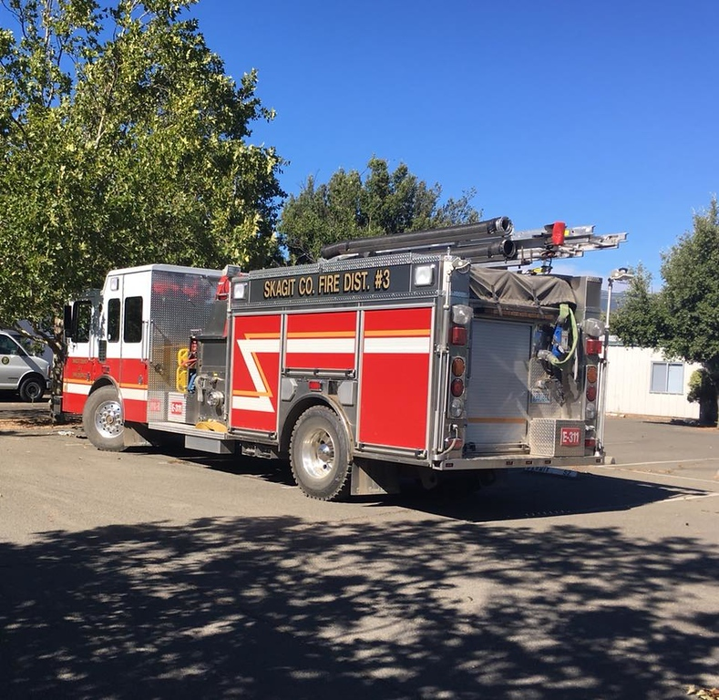 . Skagit County Fire Dist #3 (Washington State) by Ukiah Library, Mendocino County 080418-J Minnix