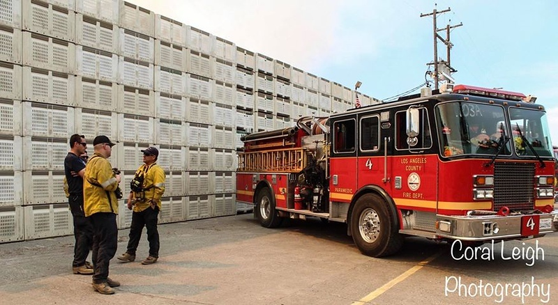 . Los Angeles County FD 4 in Scott\'s Valley, Lakeport, Lake County 080618-C Leigh