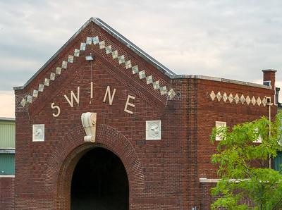 Swine Building