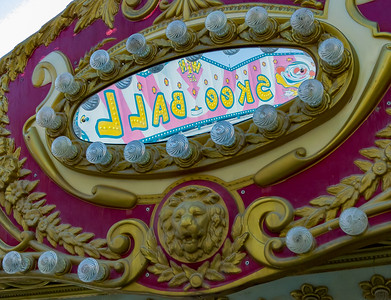 Reflection in the Merry-Go-Round