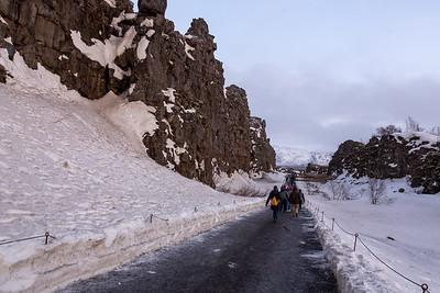 Tectonic Plate Pathway