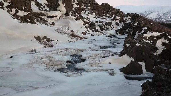 Video: Thingvellir Spring