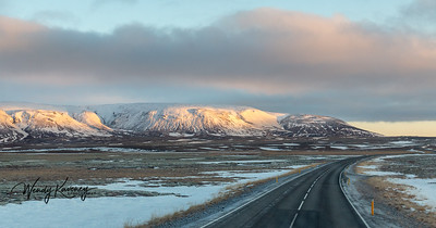 On the Road to Gullfoss