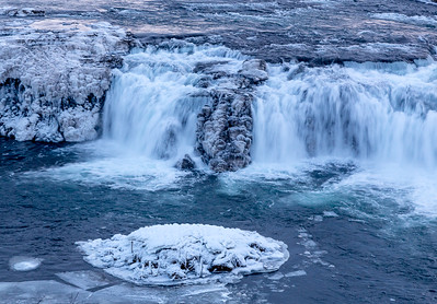 Faxi Falls cascade