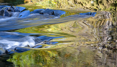 Wilson River Abstract