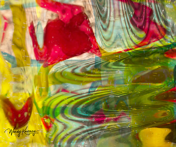 Refelected Abstract 3