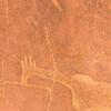 Giraffe Rock Art