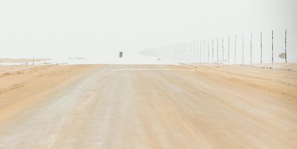 Road Mirage