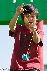 Boy with Yo-yo