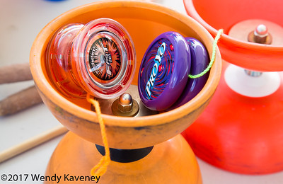 Yo-Yos: Then and Now