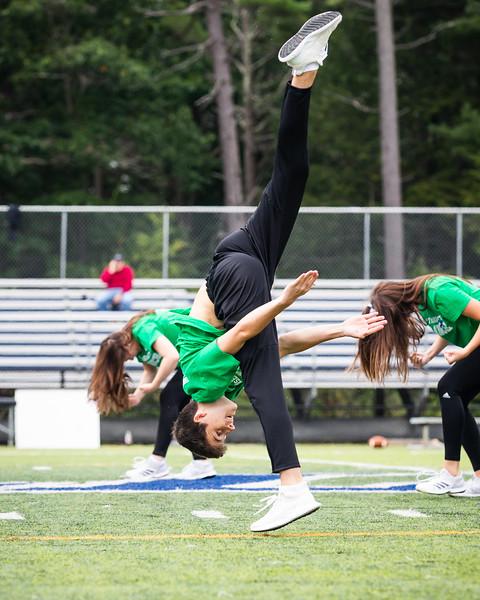 9-15-18_NGR_Dance Team - FB vs  MIT-12