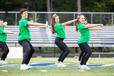 9-15-18_NGR_Dance Team - FB vs  MIT-6