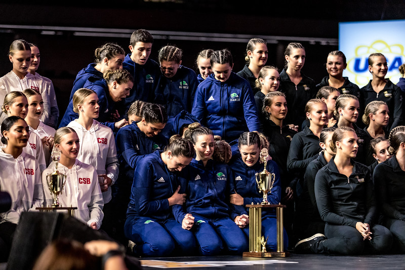 The Endicott College Dance Team claims their first ever National Championship in the Open Pom Division at UDA College Nationals. The competion was held at the ESPN Wide World of Sports on January 19th, 2020.