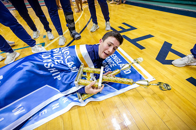 The Endicott College Dance Team take First Place in both Open Pom & Jazz categories. The New England Dance Championship took place at Westfield State University on February 16th, 2020.