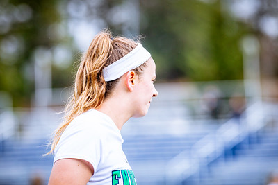 Endicott College Women's Soccer takes on the Nichols College Bison at Hempstead Stadium on October 12th, 2019.