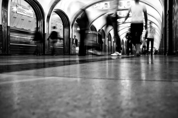 Mayakovskaya Station, Study 4