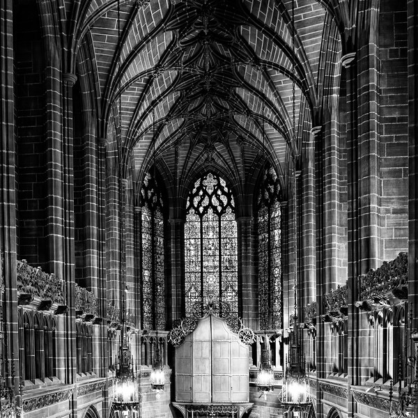 Liverpool Cathedral, Study 13