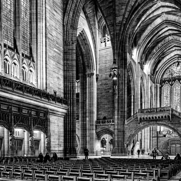 Liverpool Cathedral, Study 1