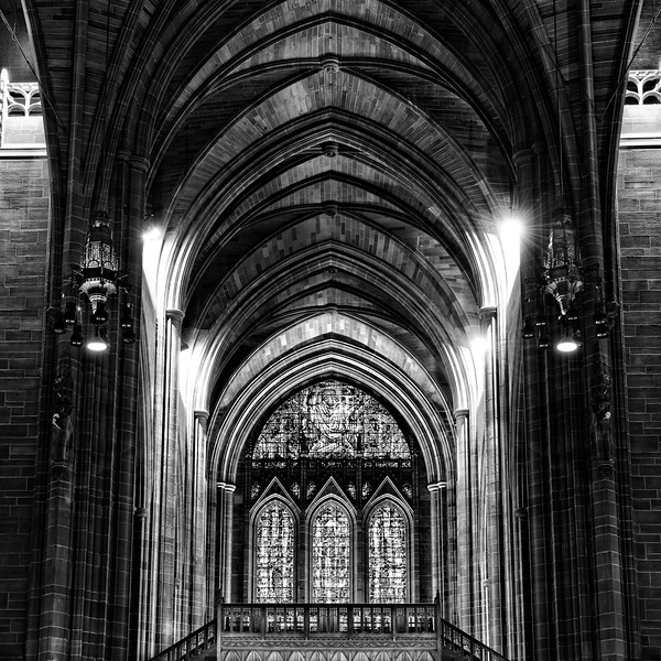 Liverpool Cathedral, Study 2