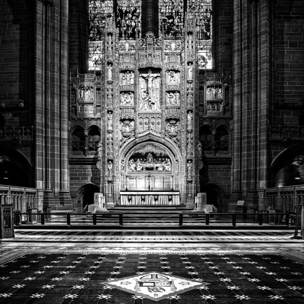 Liverpool Cathedral, Study 19