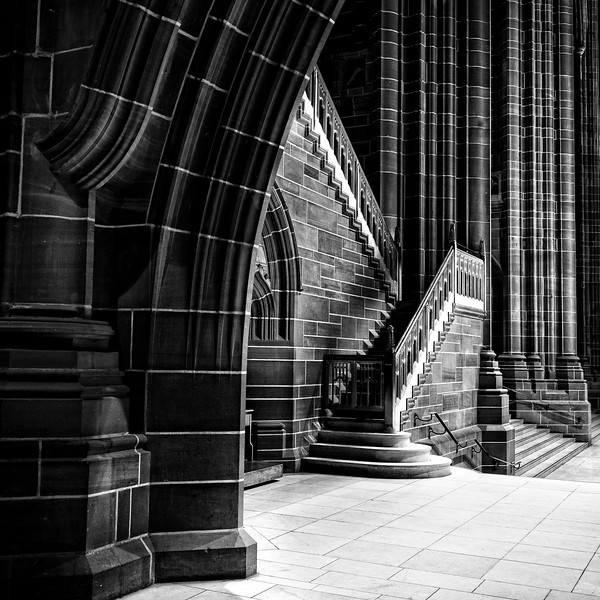 Liverpool Cathedral, Study 4