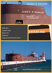 James R Barker