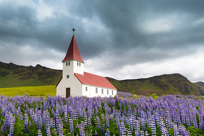South Iceland Church