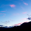 Colour over the mountains