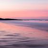 Bamburgh lighthouse Sunset