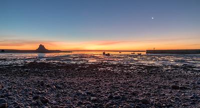 Lindisfarne Sunrise