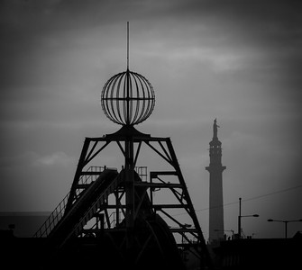Steelwork Silhouette
