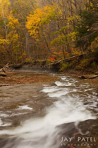 Brandywine Falls, Cuyahoga Valley National Park, Ohio (OH), USA