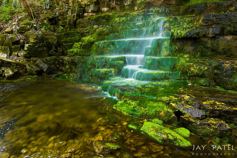 Clifton Gorge State Park, Ohio (OH), USA