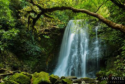 Matai Falls, Catlins, New Zeland
