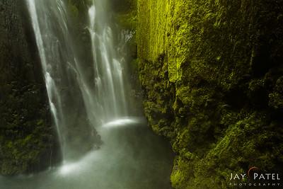 Gljufrafoss, Iceland