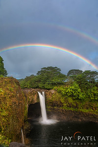 Rainbow Falls, Big Island, Hawaii (HI), USA