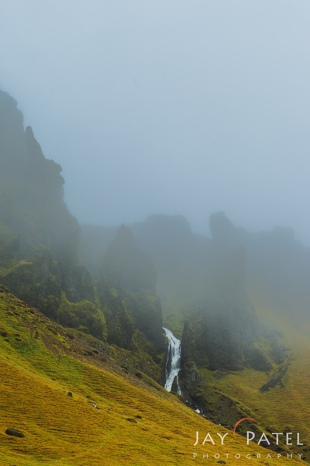 Klauster Area, Iceland