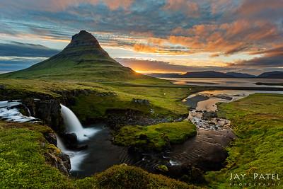 Kirkjufoss, Snæfellsnes, Iceland