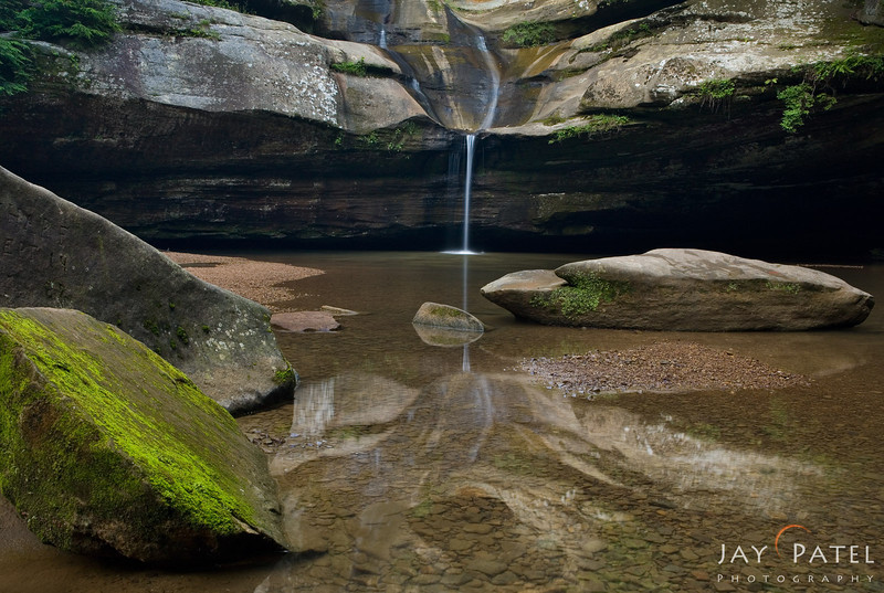 Cedar Falls, Hocking Hills State Park, Ohio (OH), USA