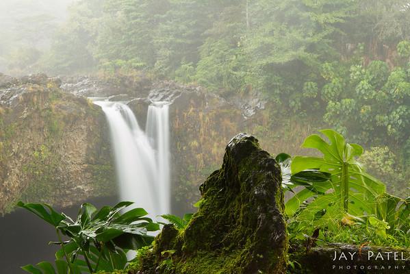 Rainbow Falls, Big Island, Hawaii (HI), USA