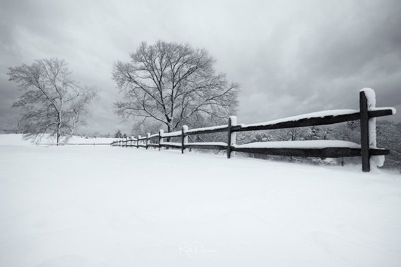 Winter in New England IV