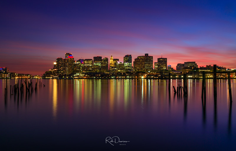 Reflections of Boston II